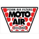 Luft filter HONDA CRF250 CRF450  4 HULS SPECIAL