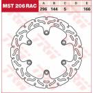 TRW Lucas MST206RAC (WAVE ALIEN) bremseskive Honda