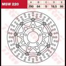 TRW Lucas MSW220 BREMSESKIVE SUZUKI