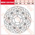 TRW Lucas MSW220RAC (Alien/Wave) BREMSESKIVE SUZUKI