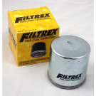 Filtrex Oliefilter OIF041 (HF163) BMW Chrom 11001341516 11421460845 11421460697