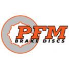 PFM bremseskive K027 bag Kawasaki GPZ550H1/H2 82-83