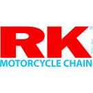 RK Kæde GB415HR-140 GB415/140 HR GOLD PLATE EKST.-FORSTÆRKET