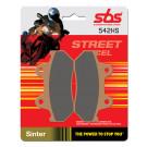 Bremseklodser SBS542HS STREET EXCEL SINTER
