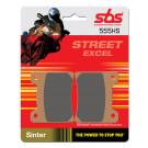 Bremseklodser  SBS555HS (Yamaha) STREET MC EXCEL SINTER
