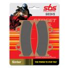 Bremseklodser SBS 683HS STREET MC EXCEL SINTER  YZF750R FZR1000 TRIUMPH Super Daytona III  900