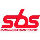 Bremseklodser SBS 542HF (Honda)