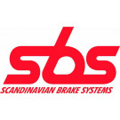Bremseklodser SBS 540HF (Kawa)