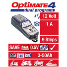 OPTIMATE 4 Dual (CANBUS Ready) 9 PROG 0,8 AMP