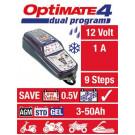OPTIMATE 4 Dual (CANBUS Ready) 9 PROG 0,8 AMP