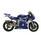 MIVV SLIP-ON GP Yamaha YZF 600 R6  99-02