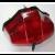 Baglygte komplet Yamaha RD 350 YPVS 83-85 62-39400